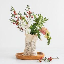 Bolsa algodón Nur Botanicals